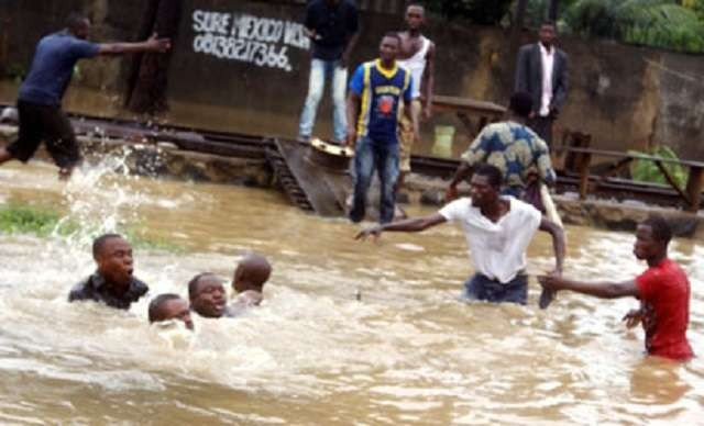 2 students found dead in Lagos after heavy rainfall