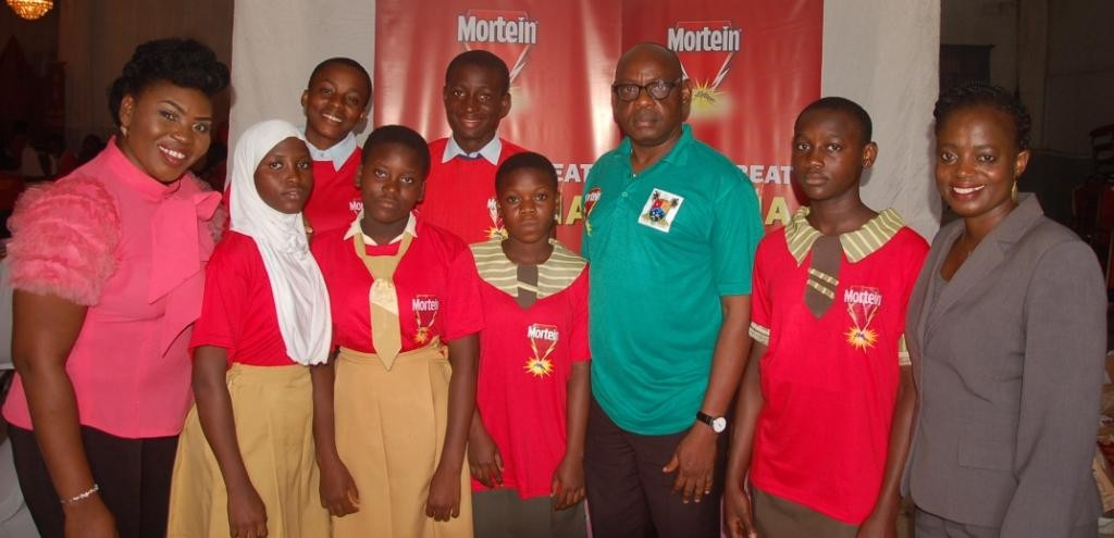 ortein anti-malaria campaign to secondary schools in Lagos and Ogun States