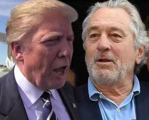 President Trump replies Robert De Niro, says'he's a very Low IQ individual who has received too many shots to the head'
