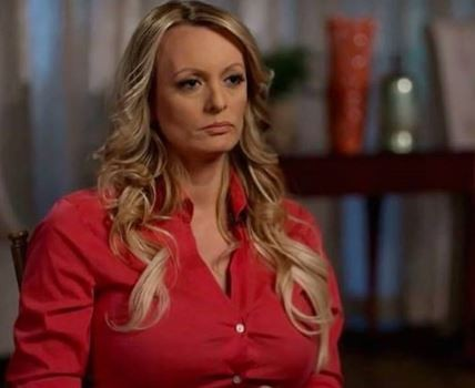 Porn star, Stormy Daniels who sued President Trump over an alleged affair has been arrested at a strip club in Ohio