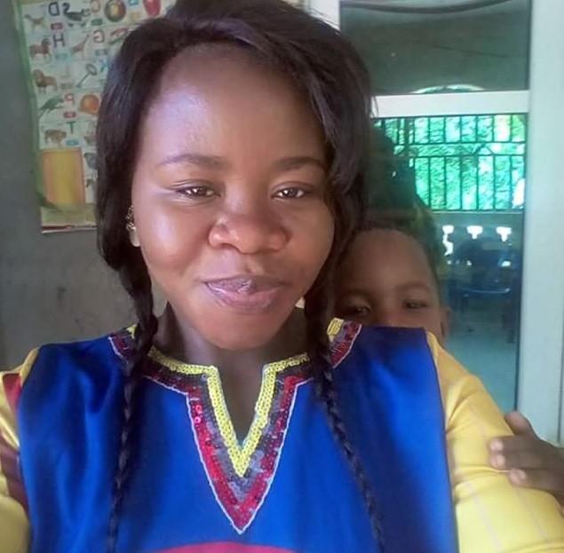 young widow blog