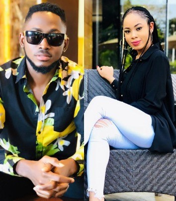 BBN winner, Miracle, asks his fans to stop trolling his former love interest/housemate, Nina, hours after they made up