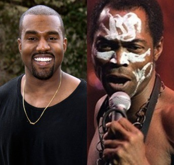 """My dad""s spirit doesn""t flow through you"" - Seun Kuti tells Kanye West (video)"