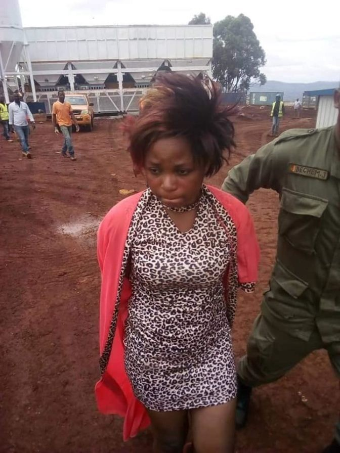 305e98405dd Slay queen arrested after stabbing her friend in the neck over a man  (photos)