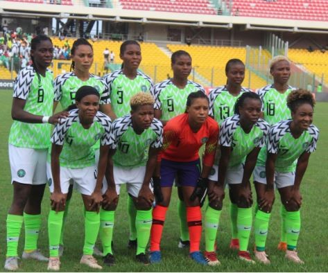 Nigerian Super Falcons defeat South Africa to with 2018 AWCON