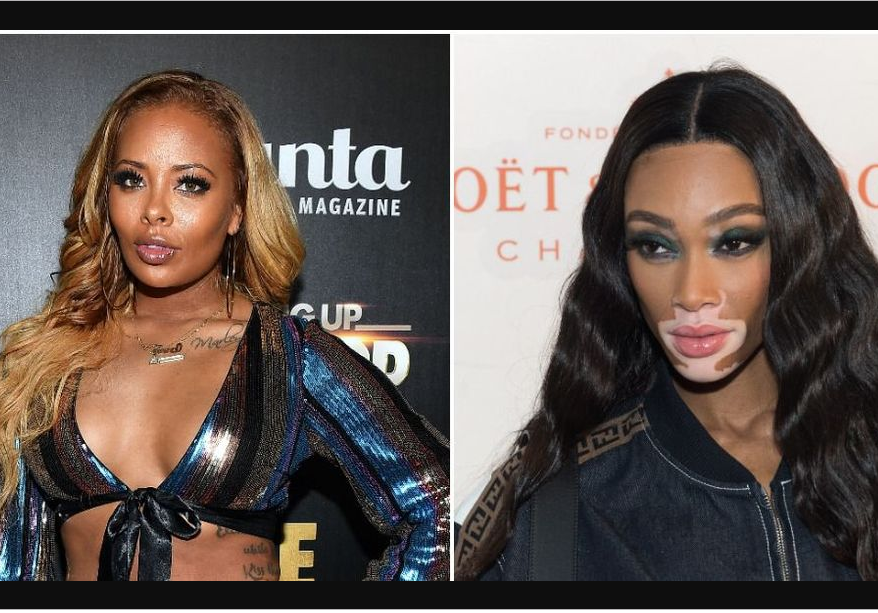 'Drake and Wiz Khalifa know her because of Top Model. - Eva Marcille slams Winnie Harlow over her shade about America's Next Top Model (Video)