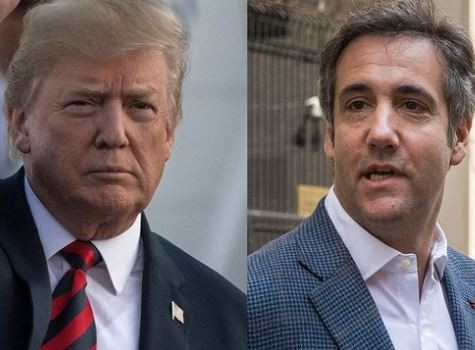 'in my opinion, Micheal Cohen should serve a long prison term' - President Trump Tweets about his ex-lawyer