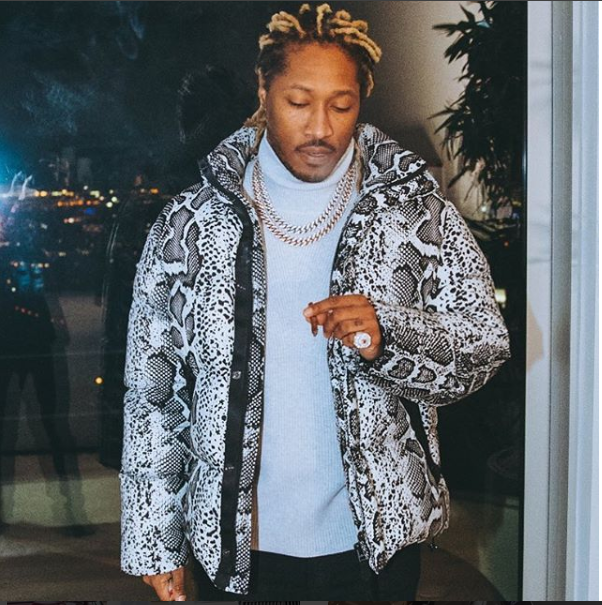 Rapper, Future who has four children with different women says he sacrificed true love to live a lifestyle he never could Imagine