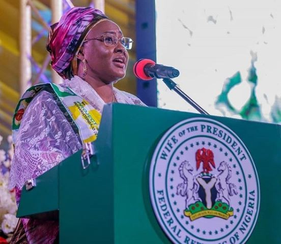 Two powerful presidential aides are holding my husband and Nigeria hostage Aisha Buhari