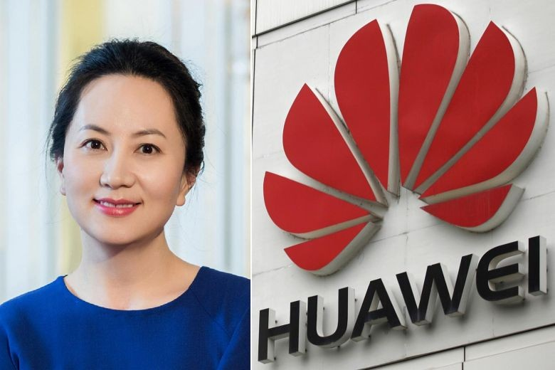 Huawei founder's daughter arrested in Canada and set to be extradited to the U.S.