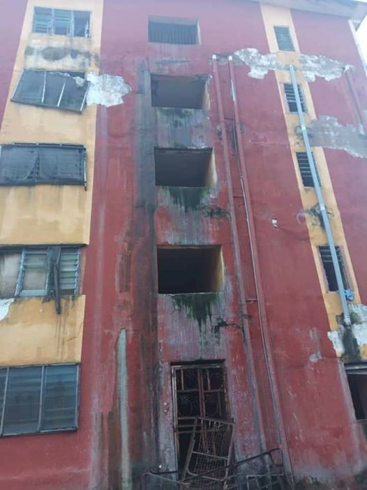 Nigerian man criticises Madonna University, shares photos of the deplorable state of the school hostels