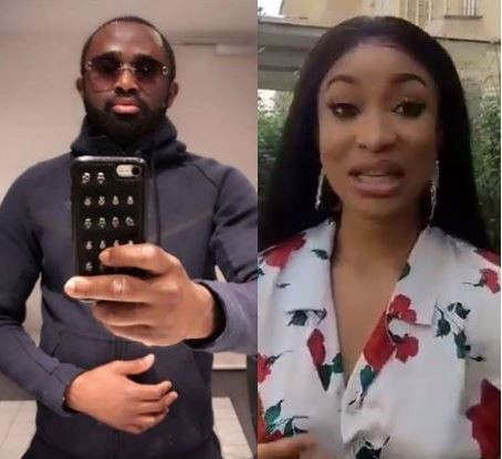 'Happy birthday to the best EX any girl can have' - Tonto Dikeh celebrates her former boo