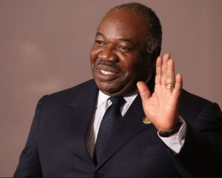 Gabon's Vice-President Pierre Moussavou confirms President Ali Bongo has been down with stroke since October