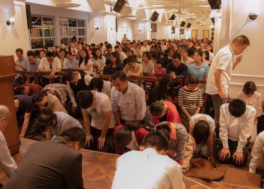 Chinese police arrest over 100 Christians and church leaders in latest move against unofficial religious groups