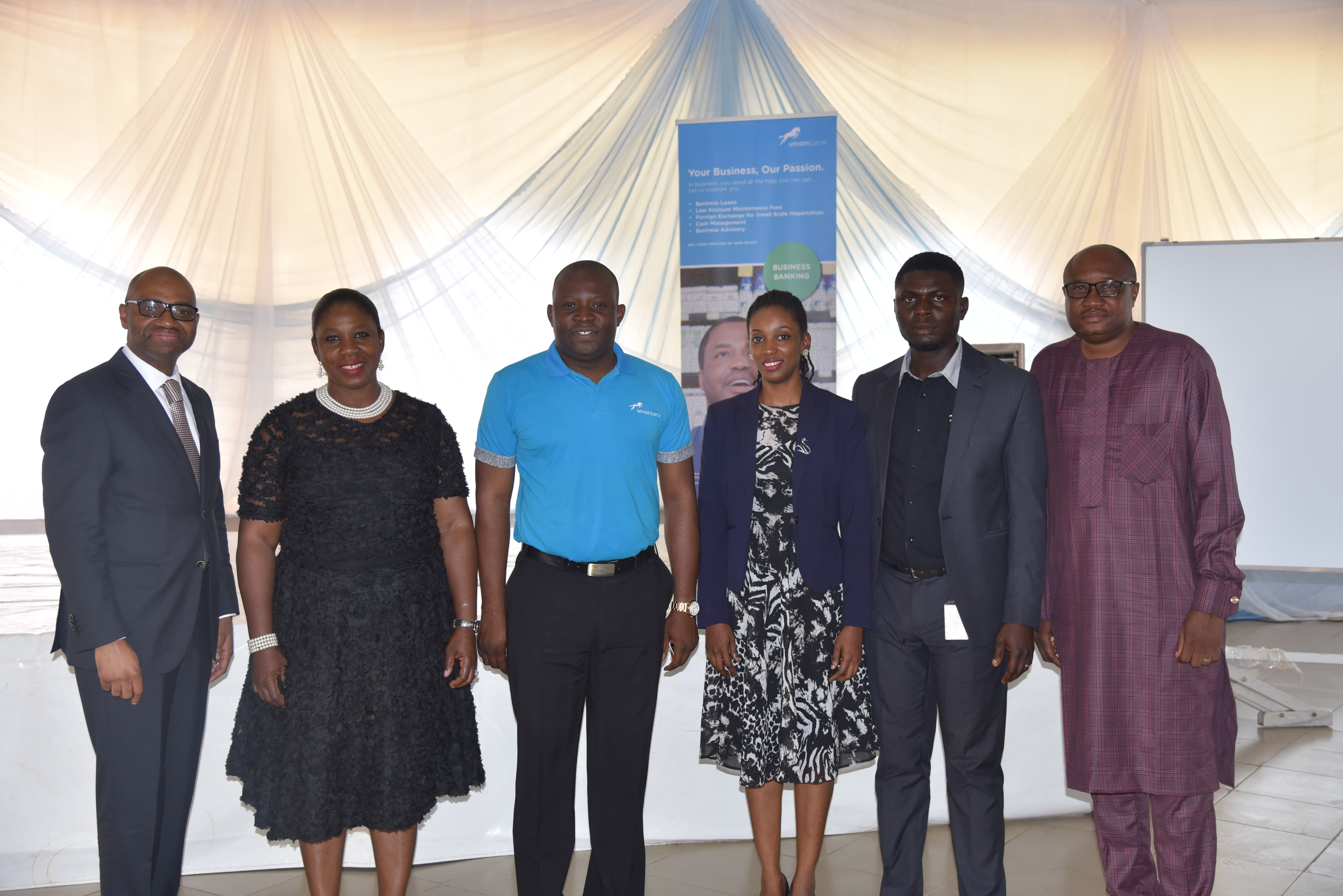 Union Bank's Business Advisory Seminars, Building up Capacity for SMEs