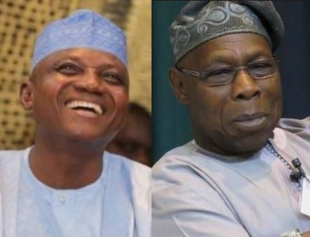 'Obasanjo is confused, no one takes him seriously' -Garba Shehu