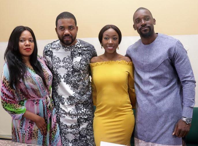 Beverly Naya, Mawuli Gavor,Joke Silva, Toyin Abraham,Okey Uzoeshi, Deyemi Okanlawon and more lead star studded cast ofKathryn Faseghas 2 Weeks in Lagos