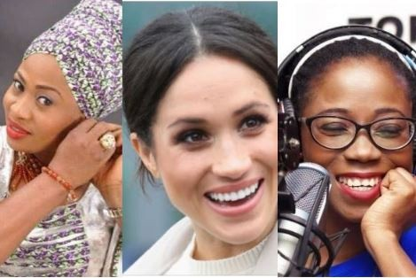 Meghan Markle, lateTosyn Bucknor, and late Nollywood actress, Aisha Abimbola make list ofmost searched people on Google in 2018