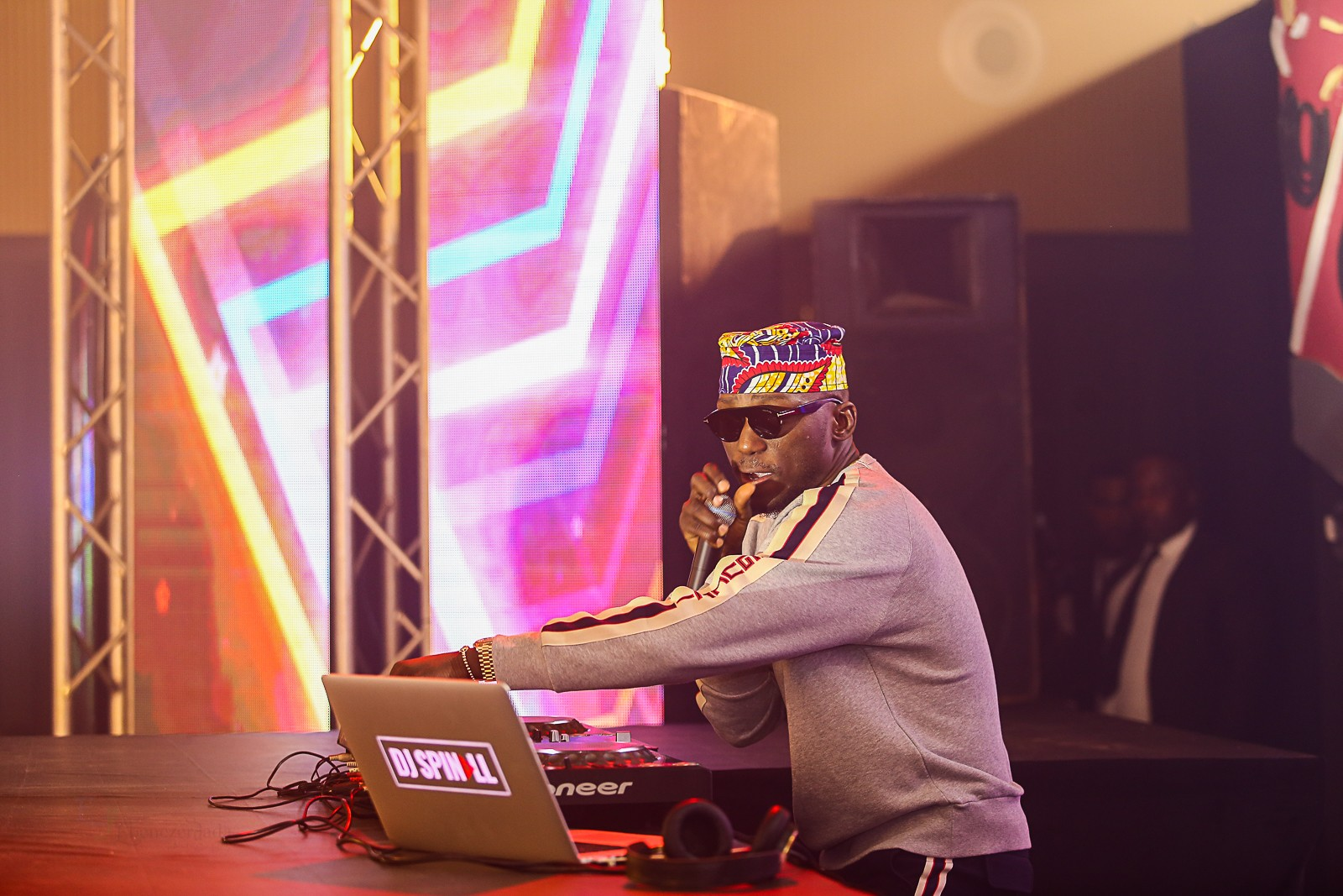 #SMIRNOFFPOYD: The night DJ Spinall shut down Lagos