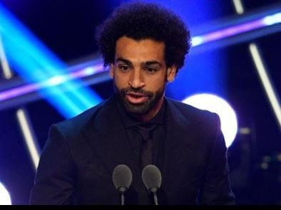 26-year old Salah retains BBC African Footballer of the Year award