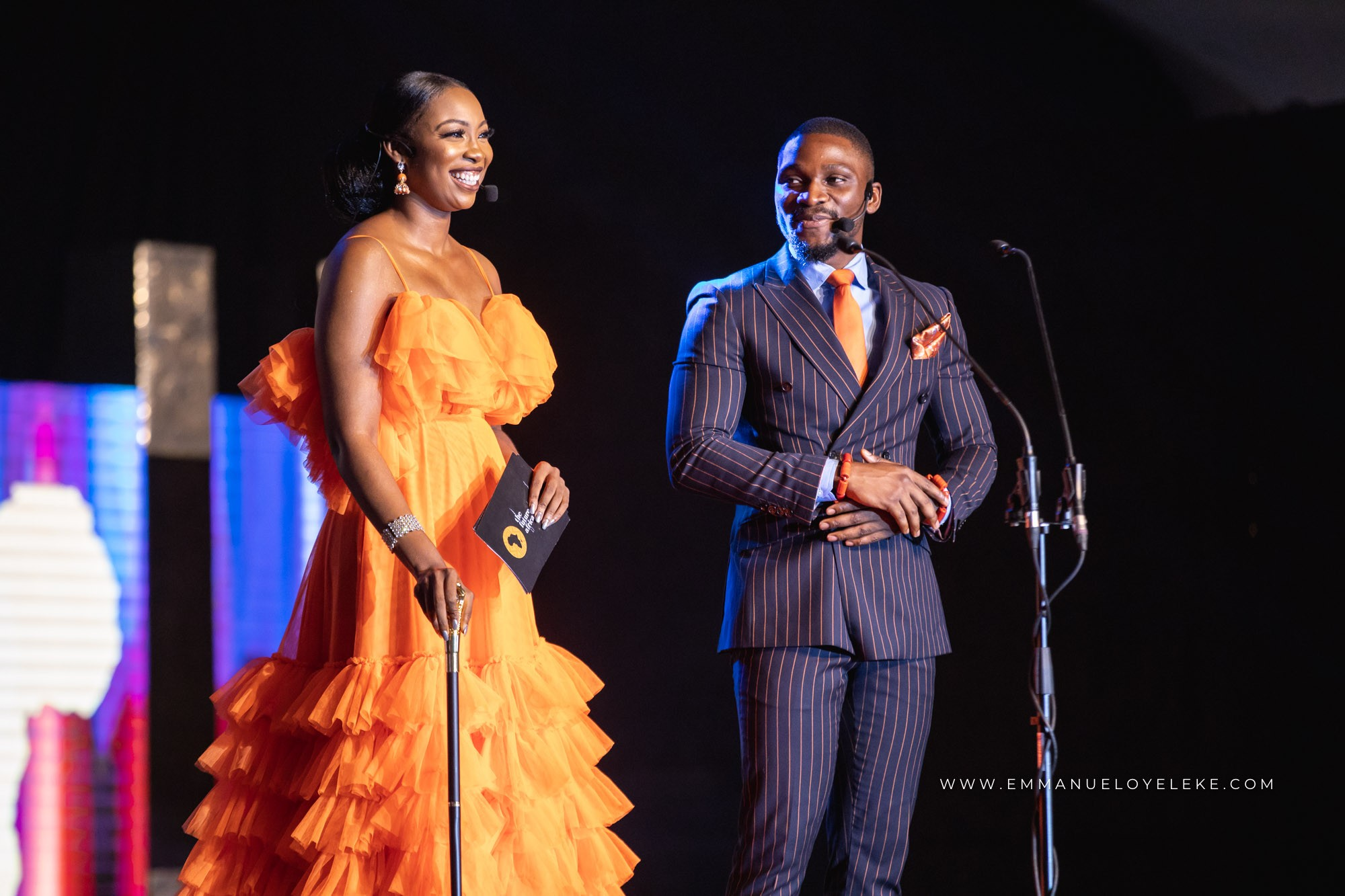 : Jumoke Adenowo, Mo Abudu,Zainab Balogun, Alex Ekubo,Mercy Johnson, others hit The Future Awards Africa 2018 black carpet