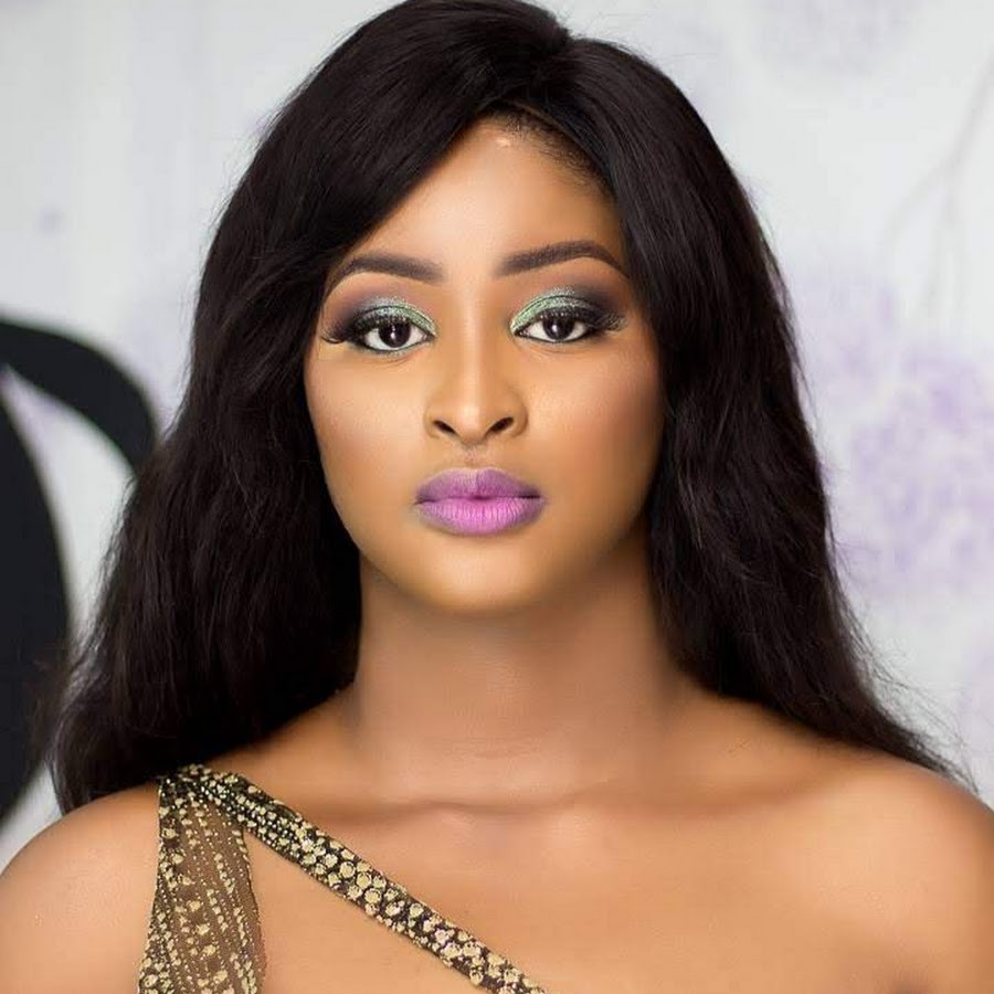 Image result for Actress Etinosa raises alarm after receiving series of threat messages from her ex-husband