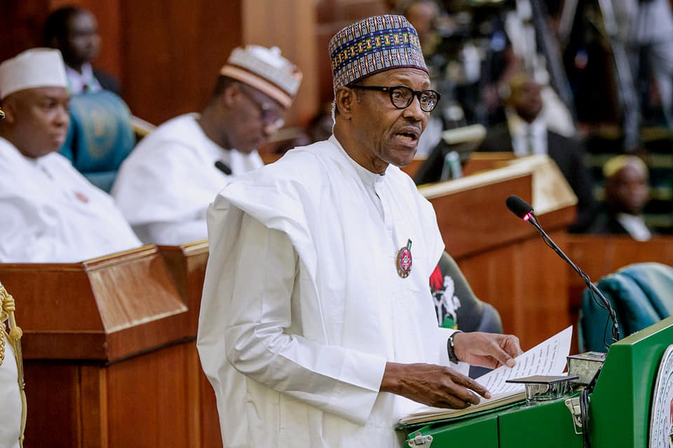 Full text of speech delivered by President Buhari during the 2019 budget presentation ceremony at the National Assembly