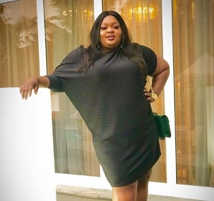 'Calling me fat does not hurt my feelings' - Eniola Badmus