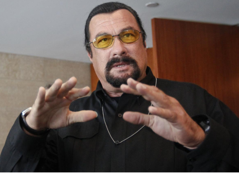 Steven Seagal's sexual assault case dropped by prosecutors