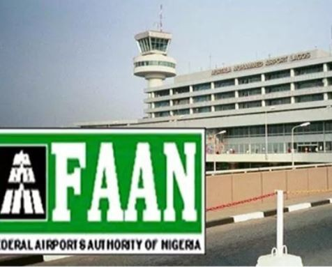 FAAN official slumps anddies at Lagos airport