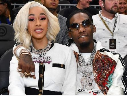 I just had to get f**Ked Cardi B explains her jet ski picture with Offset