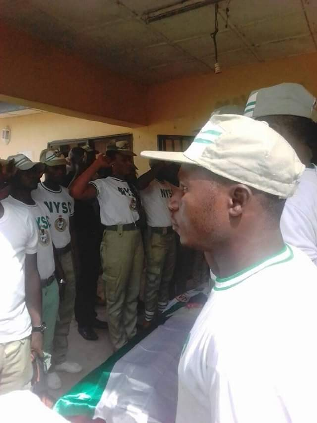 Photos: Nasarawa state corps member murder, Three suspects arrested