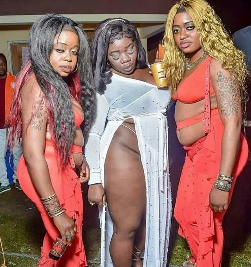 Whose aunties are these?