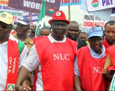 Minimum wage: NLC to beginindefinite strike on January8th
