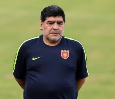 Football legend,Diego Maradona 'to undergo surgery after doctors detect internal bleeding in his stomach'