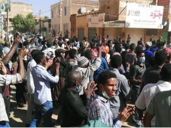 University lecturers arrested over anti government protests in Sudan
