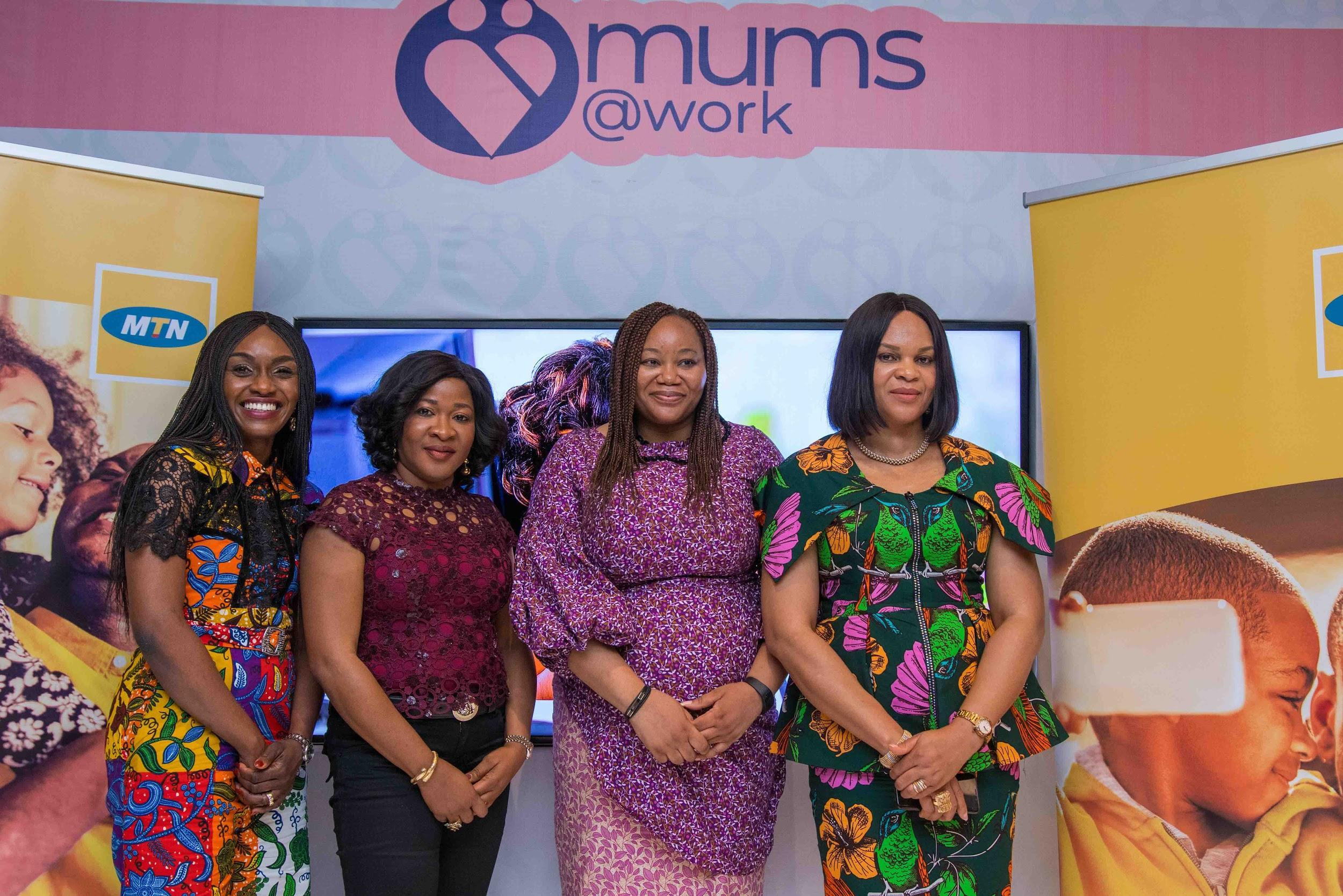 MTN collaborates with Mums@Work to position women for greater success in career and at home