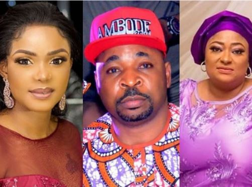 Iyabo Ojo, Ronke Oshodi Oke pray forMC Oluomo's quick recovery after he got stabbed at APC rally in Lagos