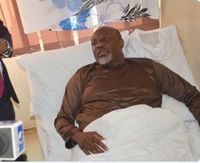 'We didnt abduct Dino Melaye' -DSS explains