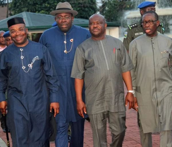 South-South governors tell Chief JusticeOnnoghen to shun Code of Conduct trial tomorrow