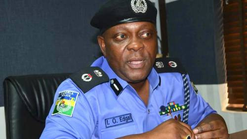 I remain Lagos Commissioner of Police- Edgal Imohimi