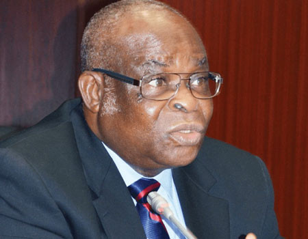 Breaking: My home not raided by EFCC – CJN Walter Onnoghen says
