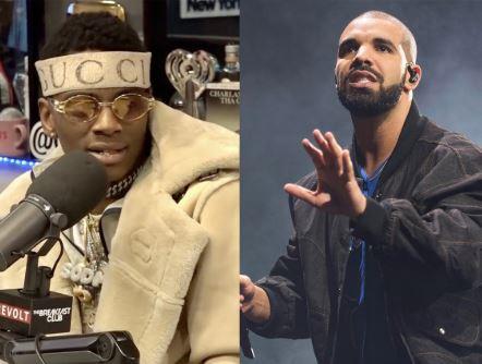 'I taught Drake everything he knows' - Soulja Boy