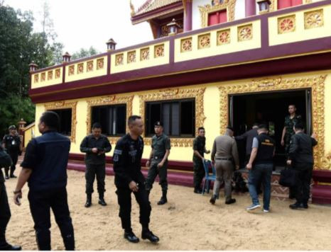 Two Buddhist monks shot dead by unknown gunmen in Thailand