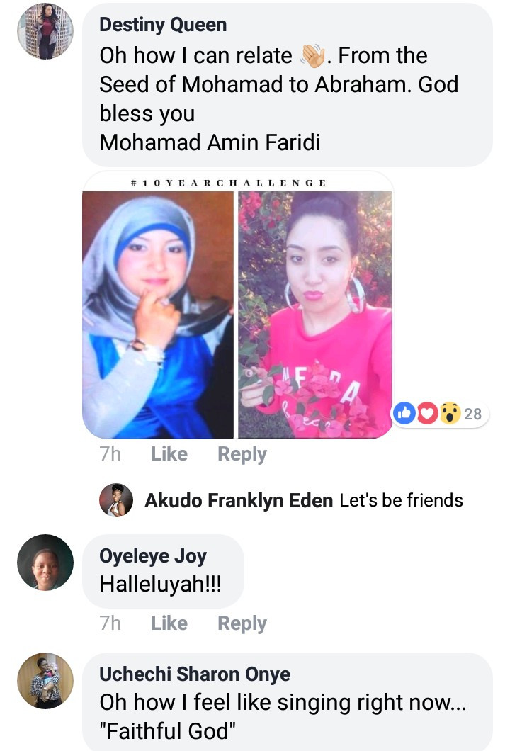 The Post Former Jihadist S 10 Year Challenge Which Saw Him Convert From To Ity Generates Mixed Reactions Eared First On Linda Ikeji Blog
