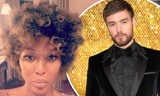 See the very flirty message Liam Payne, 25, left after Naomi Campbell, 48 shared this sultry selfie on Instagram(Screenshot)