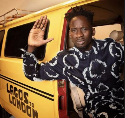 'I don't own a car, butI buy cars for people' - Mr Eazi