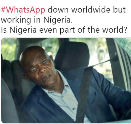 Check out these hilarious Tweets after Whatsapp crashes worldwide except from Nigeria