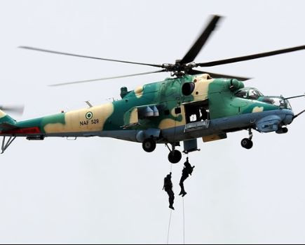 Nigerian Air Force redeploys 27 Air Marshals, 45 senior officers