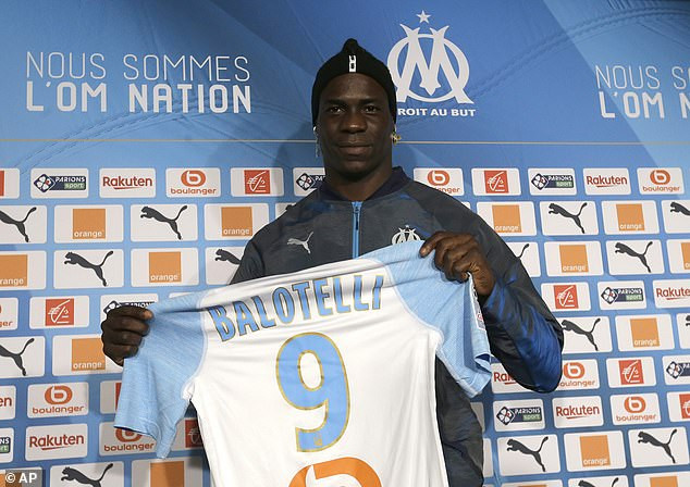 Finally! Controversial footballer Mario Balotelli gets a new club, joins Marseille